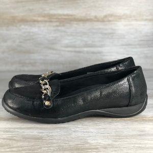 Vionic Alda Women's Black Loafers